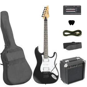 artist-mstpkbk-black-electric-guitar-package-with-tremolo-amp-tuner