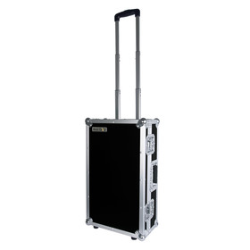 rd2-pedal-flight-case-with-trolley-wheels-telescopic-handle