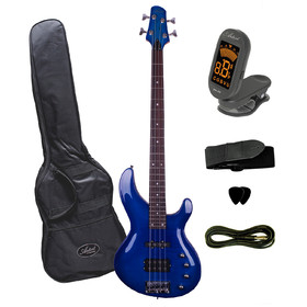 artist-ag205fmblsb-bass-guitar-plus-accessories-blue-flame-maple