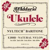 daddario-ej88b-nyltech-baritone-ukulele-strings