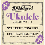 daddario-ej88c-nyltech-concert-ukulele-strings