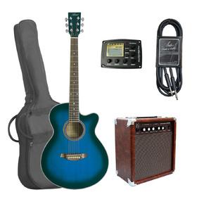 lspsceqpktbb-small-body-acoustic-electric-guitar-amp-lead-blue