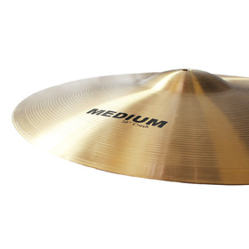 Damaged Artist MEDPK Medium Series Cymbal Pack - 14, 16 + 20 inch