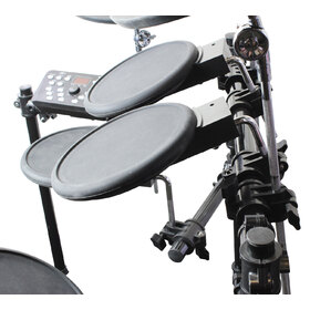 Customer Returned Artist EDK260 Electric 8 Piece Electronic Drum Kit +Stool +Headphones