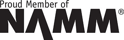 Proud member of NAMM