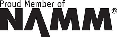 Proud member of NAMM