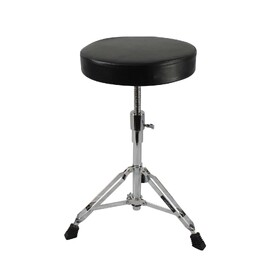 Artist GD2 Round Seat Drum Throne with Worm Drive