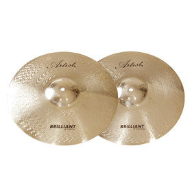 Artist BH14 Brilliant Series 14 Inch Hi Hat Cymbal Pair