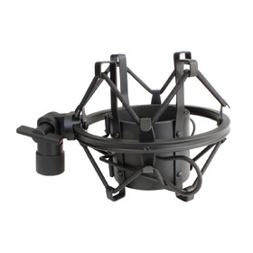 Artist MS077 Microphone Shock Mount - Black