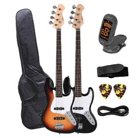 Artist JB2 Electric Bass GuitarPlus Accessories