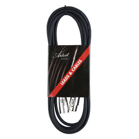 Artist MC10XX 10ft (3m) Mic Cable/Lead XLR-XLR