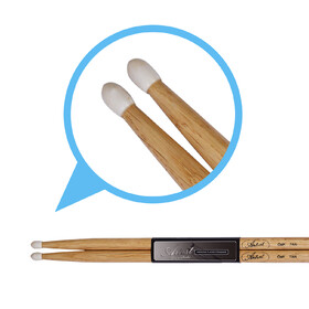 Artist DSO7AN 7A Oak Drumsticks with Nylon Tips