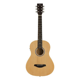 Artist 'Little Artist' EQ 3/4 Size Solid Top Acoustic Guitar + EQ