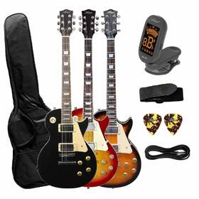 Artist LP60 Electric Guitar with Accessories