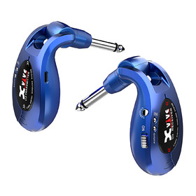 Xvive U2 Blue Guitar Wireless System