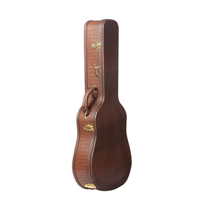 Customer Returned Artist DC12 12 String Dreadnought Acoustic Guitar Hard Case - Brown