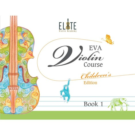 Elite Violin Academy eBook - Children Edition